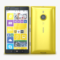 max nokia lumia 1520 yellow