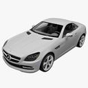 SLK 3D models