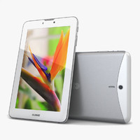 huawei mediapad 7 vogue 3d model