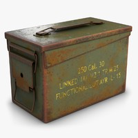 Ammo Can M2A1 Old