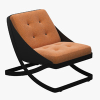 Carlo Colombo Lounge Chair