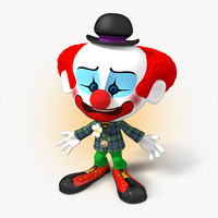 model clown cartoon ged