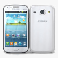 Samsung Galaxy Core Chic White