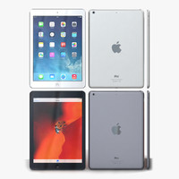 3ds max apple ipad air space