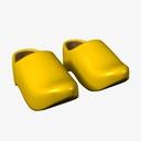 clogs 3D models