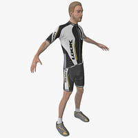 cyclist 2 rigged max