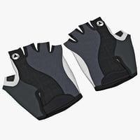 cycle gloves 3d model