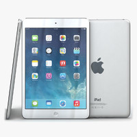 3d apple ipad mini 2