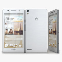 huawei ascend p6 s 3d max