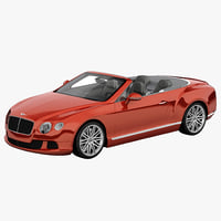 Bentley Continental GT 2014 Convertible