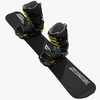 Soft Boots and Avalanche Snowboard