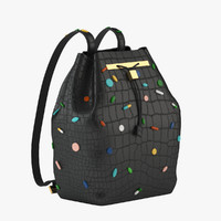 damien hirst bag 3d 3ds