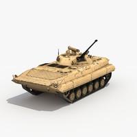 bmp-2 - 3d model