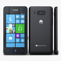 3ds max huawei ascend w2 black