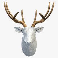 Faux Taxidermy - Deer
