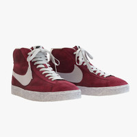 - nike blazer red wine 3d 3ds