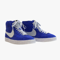 - nike blazer blue 3ds