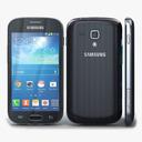 Samsung Galaxy Trend 3D models
