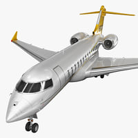 Business Jet Bombardier Global 6000