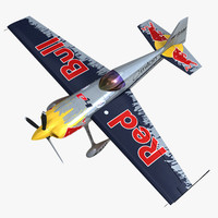 Edge 540 Red Bull Aircraft