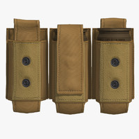 Grenade M433 & Cartridge Pouch