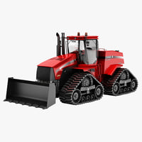 quadtrac tractor case stx 3d max
