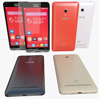 Asus ZenFone 6 All Colors