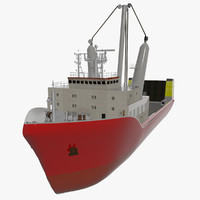heavy lift 3d model