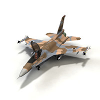 F-16 Fighting Falcon - Israeli