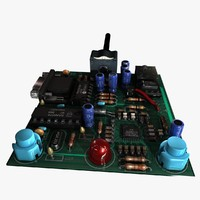 Radio Circuit Board