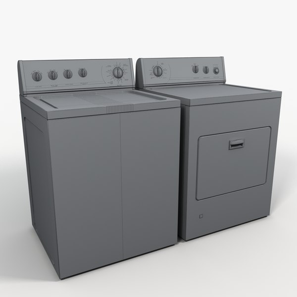 max washer dryer - Washer and Dryer... by monkeyodoom