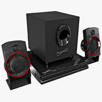 3d 3ds home theater supersonic sc-35ht