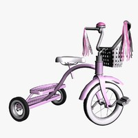 Little Lady Tricycle