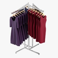 Women's Dress Rack 2