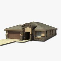house 3d x