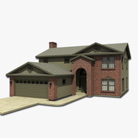 house 22 3d model