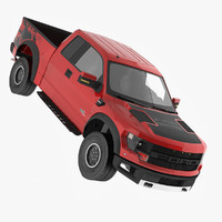 Ford F-series 3D models