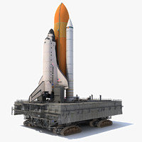 crawler-transporter 3D models