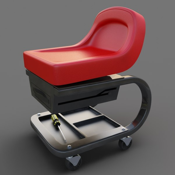 obj creeper seat - Creeper Seat... by redline_or_nothing