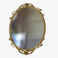 Classic Mirror Francesco Molon