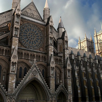westminster abbey 3D models