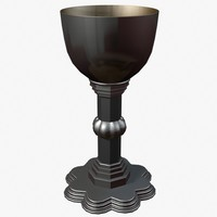 3ds max chalice