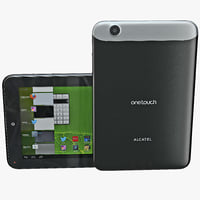 alcatel touch tab 7 3d 3ds