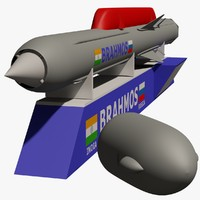 Brahmos Joint Venture Supersonic Cruise Missile