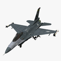 F-16 Fighting Falcon - USAF