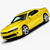 2014 chevrolet camaro 3d 3ds