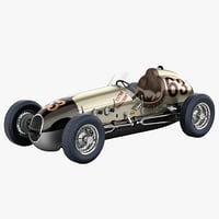 Kurtis Kraft 2000 Vintage Race Car