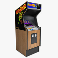 frogger arcade max