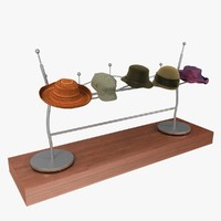 Women's Hat Rack