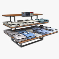 dress shirt table 1 3ds